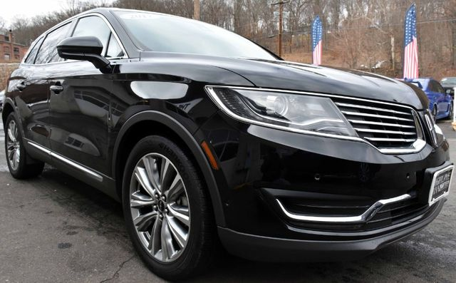 2017 Lincoln MKX Reserve Waterbury, Connecticut 8