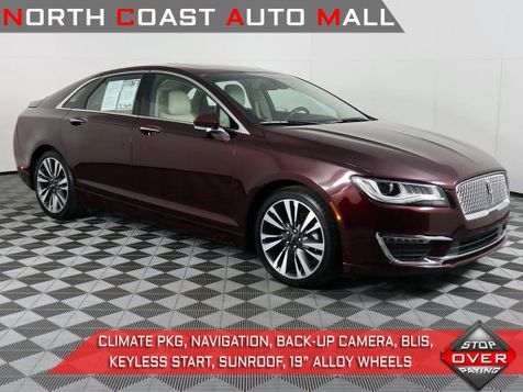 2017 Lincoln MKZ Hybrid Reserve in Cleveland, Ohio