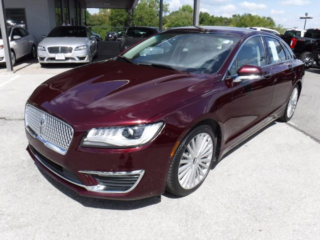 2017 Lincoln MKZ Reserve 2.0L I4 in Gower Missouri, 64454