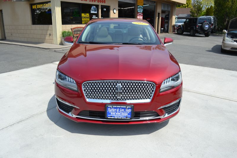 2017 Lincoln MKZ Select  city New  Father  Son Auto Corp   in Lynbrook, New