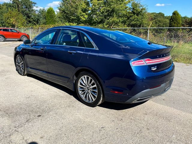 2017 Lincoln MKZ Hybrid Select Madison, NC 3
