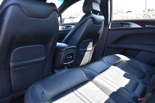 2017 Lincoln MKZ Hybrid Select Naugatuck, Connecticut 12