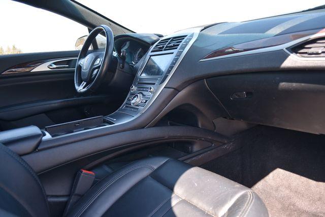 2017 Lincoln MKZ Hybrid Select Naugatuck, Connecticut 8