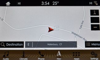 2017 Lincoln MKZ Reserve Waterbury, Connecticut 1