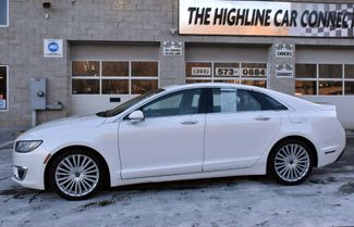 2017 Lincoln MKZ Reserve Waterbury, Connecticut 2