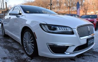 2017 Lincoln MKZ Reserve Waterbury, Connecticut 8