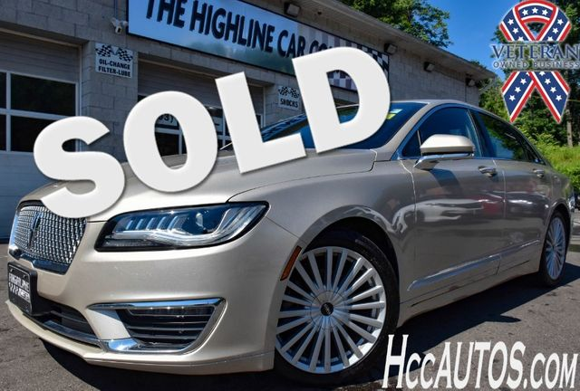 2017 Lincoln MKZ Reserve Waterbury, Connecticut