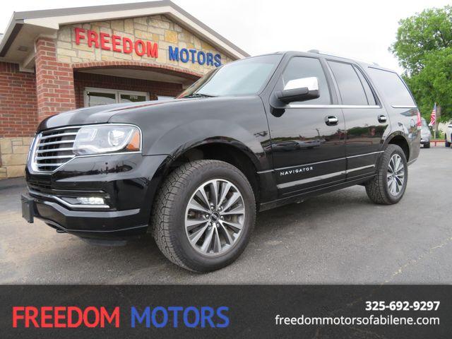 2017 Lincoln Navigator Select | Abilene, Texas | Freedom Motors  in Abilene,Tx Texas