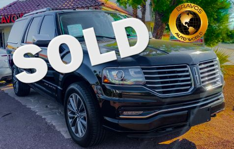 2017 Lincoln Navigator L Select in cathedral city