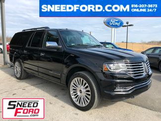 2017 Lincoln Navigator L Select 4X4 in Gower Missouri, 64454