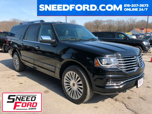 2017 Lincoln Navigator L Reserve 4X4