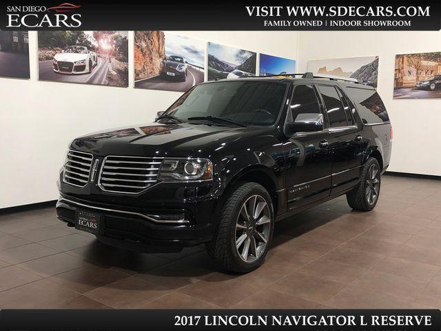 2017 Lincoln Navigator L Reserve in San Diego, CA 92126