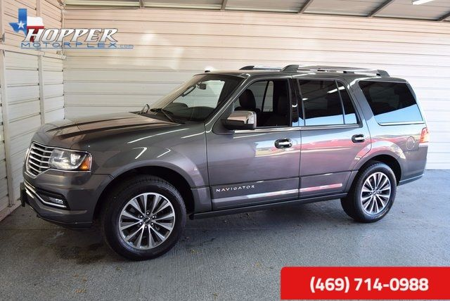 2017 Lincoln Navigator Select in McKinney Texas, 75070