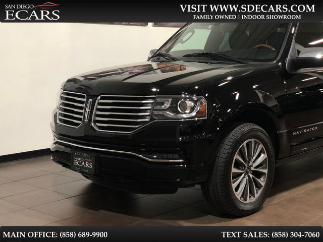 2017 Lincoln Navigator Select in San Diego, CA 92126