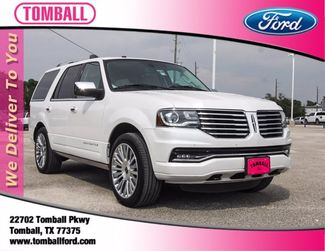 2017 Lincoln Navigator Reserve in Tomball, TX 77375
