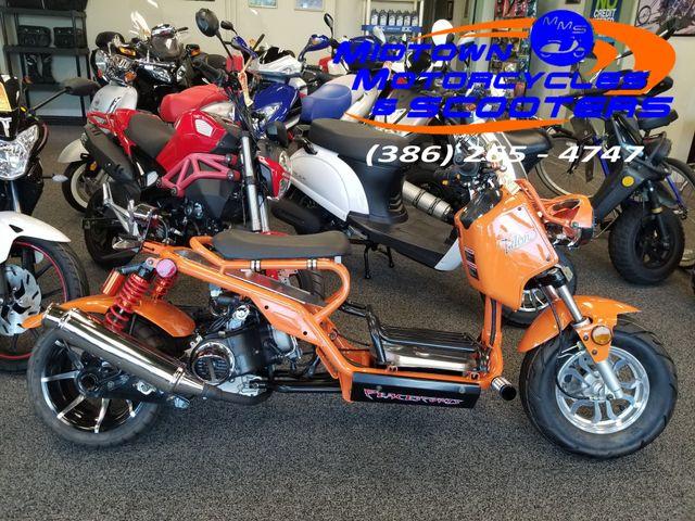 2017 Maddog Talon Scooter 49cc