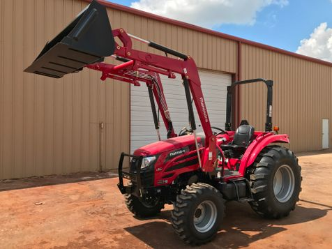 2017 Mahindra 2555 SHUTTLE W/IND. TIRES  in Fort Worth, TX