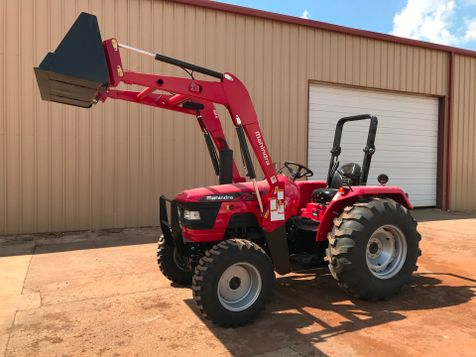 2017 Mahindra 5545 W/IND. TIRES  in Fort Worth, TX
