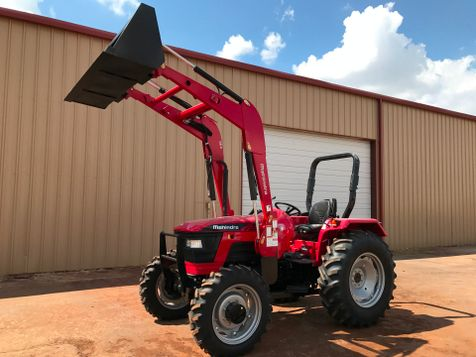 2017 Mahindra 5555 W/AG TIRES  in Fort Worth, TX