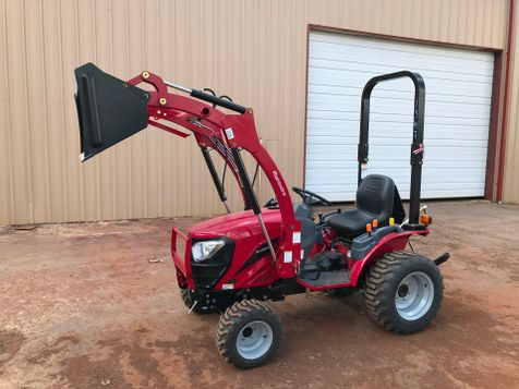 2017 Mahindra EMAX S 25 W/IND. TIRES  in Fort Worth, TX