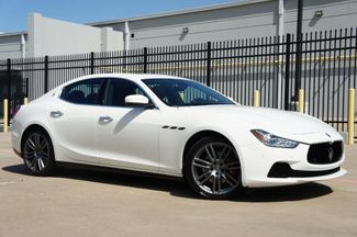 2017 Maserati Ghibli 1-OWNER * Premium Pkg * 20s * H/K AUDIO * NAVI * in Plano, Texas 75075