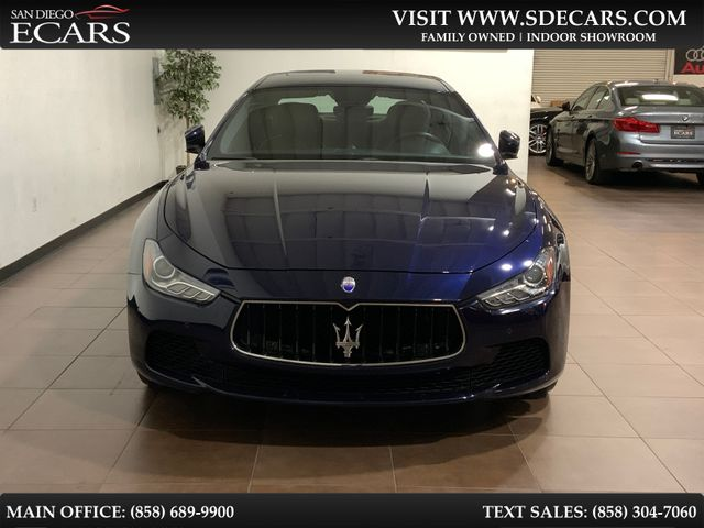 2017 Maserati Ghibli Luxury in San Diego, CA 92126