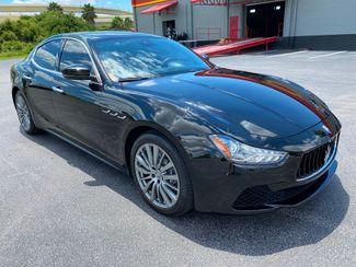 2017 Maserati Ghibli GHIBLI SQ4 CLEAN CARFAX CERT BLACKBLACK   Florida  Bayshore Automotive   in , Florida