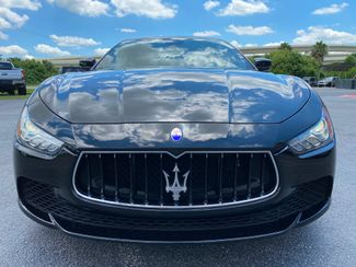 2017 Maserati Ghibli GHIBLI SQ4 CLEAN CARFAX CERT BLACKBLACK  Plant City Florida  Bayshore Automotive   in Plant City, Florida