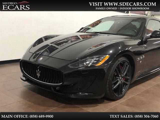 2017 Maserati GranTurismo Sport in San Diego, CA 92126