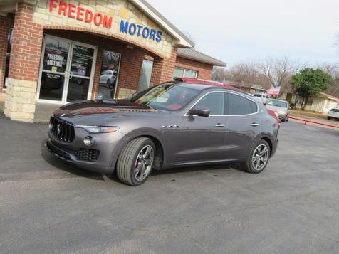 2017 Maserati Levante  | Abilene, Texas | Freedom Motors  in Abilene, Texas