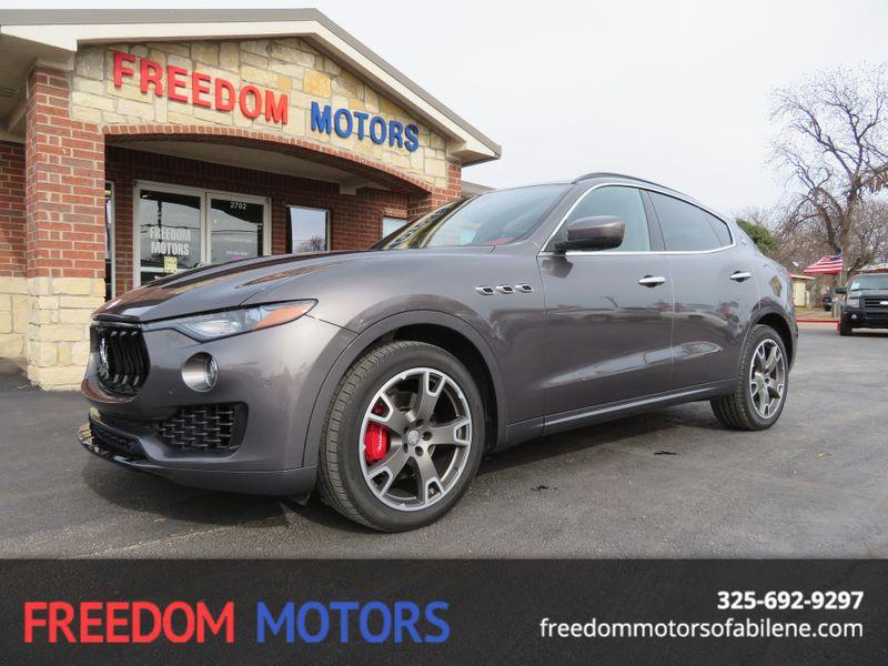 2017 Maserati Levante  | Abilene, Texas | Freedom Motors  in Abilene Texas