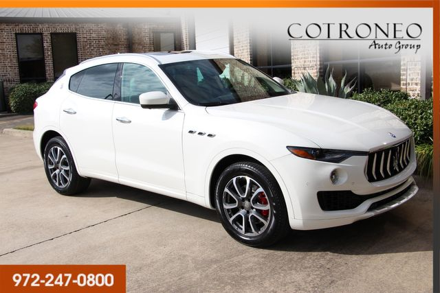 2017 Maserati Levante in Addison, TX 75001
