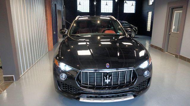 2017 Maserati Levante Bridgeville, Pennsylvania 2