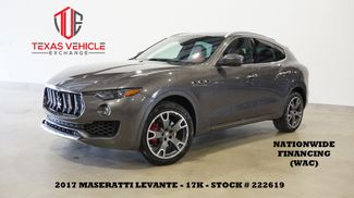 2017 Maserati Levante AWD SUNROOF,NAV,BACK-UP,HTD/COOL LTH,20'S,17K in Carrollton, TX 75006