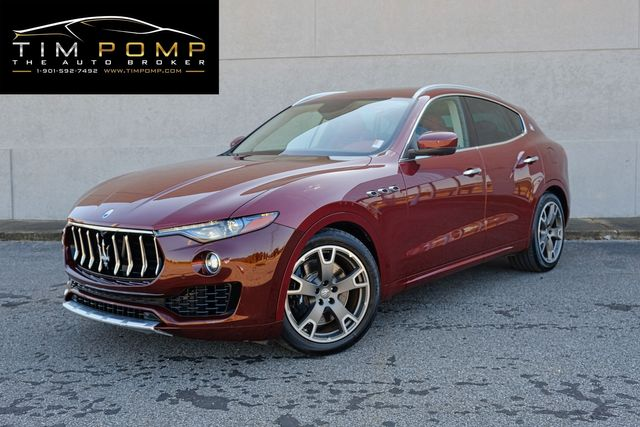 2017 Maserati Levante S PANO ROOF W/ RED LEATHER SEATS