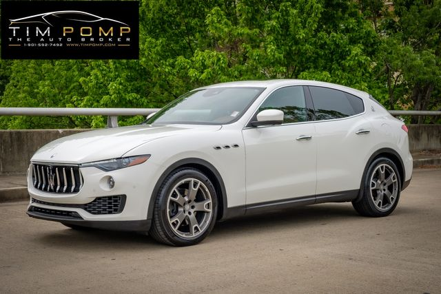 2017 Maserati Levante PANO ROOF1 OWNER
