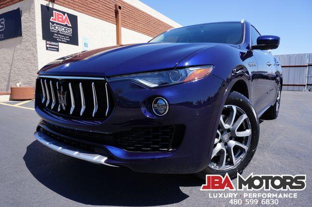 2017 Maserati Levante AWD SUV