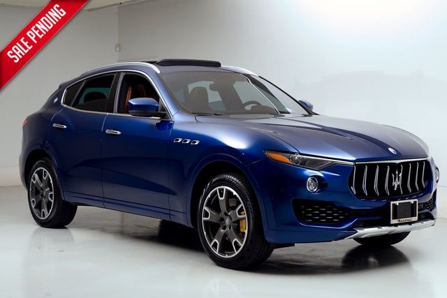 2017 Maserati Levante AWD* NAV* BU CAM* Blu Emozione* Appointment Only** | Plano, TX | Carrick's Autos in Plano TX