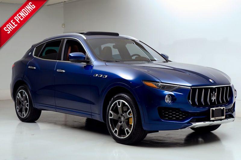 2017 Maserati Levante AWD* NAV* BU CAM* Blu Emozione* Low Miles*** | Plano, TX | Carrick's Autos in Plano TX