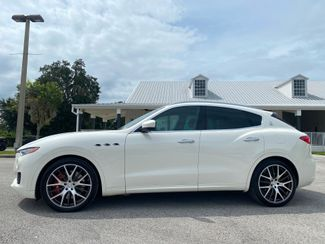 2017 Maserati Levante S PEARL WHITERED LEATHER SPORT 1 OWNER  Plant City Florida  Bayshore Automotive   in Plant City, Florida