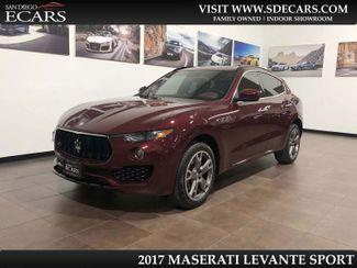 2017 Maserati Levante Sport in San Diego, CA 92126