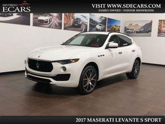 2017 Maserati Levante S Sport in San Diego, CA 92126