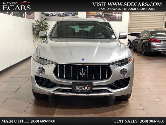 2017 Maserati Levante S Luxury in San Diego, CA 92126