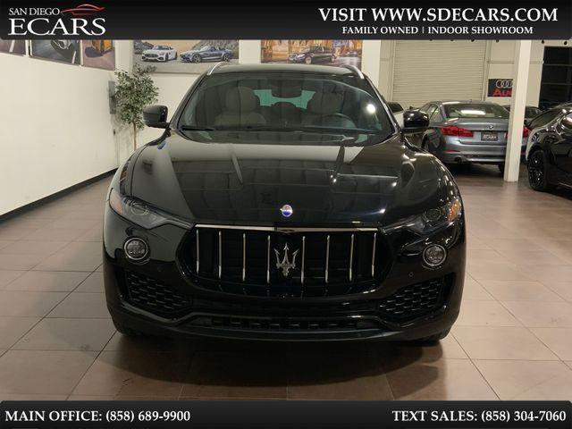2017 Maserati Levante S in San Diego, CA 92126