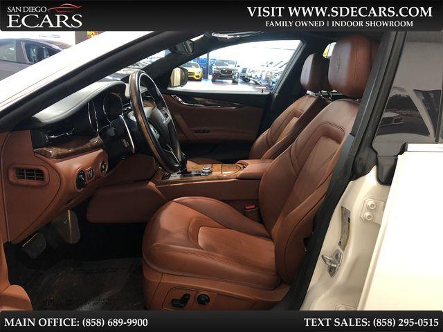 2017 Maserati Quattroporte S GranLusso in San Diego, CA 92126