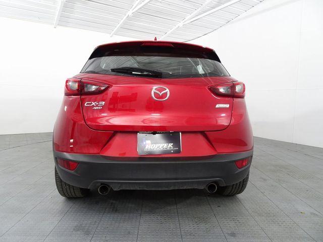 2017 Mazda CX-3 Grand Touring in McKinney, Texas 75070