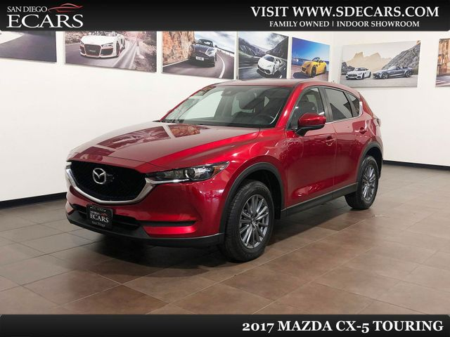 2017 Mazda CX-5 Touring in San Diego, CA 92126