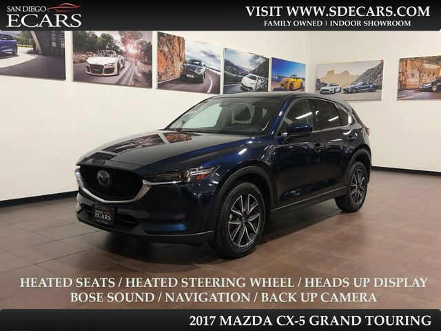 2017 Mazda CX-5 Grand Touring in San Diego, CA 92126