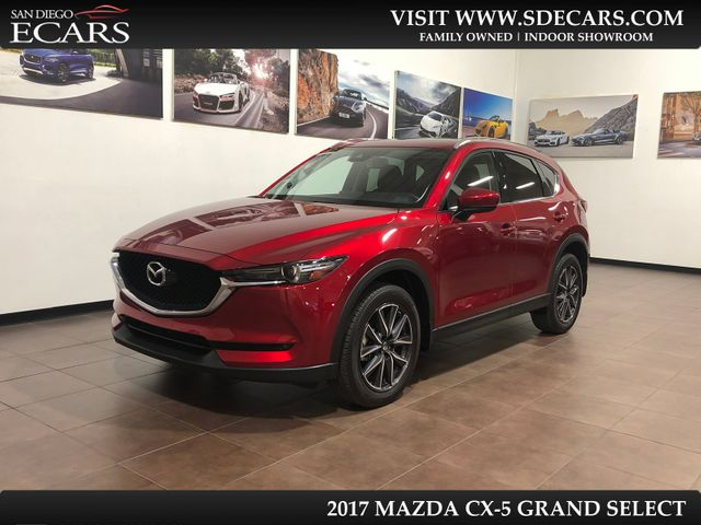 2017 Mazda CX-5 Grand Select in San Diego, CA 92126