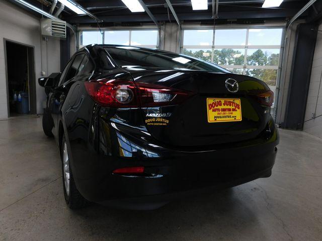 2017 Mazda Mazda3 4-Door Sport in Airport Motor Mile ( Metro Knoxville ), TN 37777